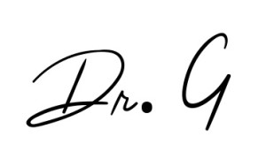 Dr. G Signature